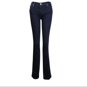 At jeans dark denim